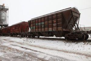 Одесскую железную дорогу заставили заплатить за зерно, изъятое в зоне АТО