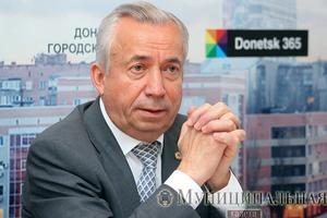 Порошенко предложил провести переговоры с террористами в Святогорске - мэр Донецка