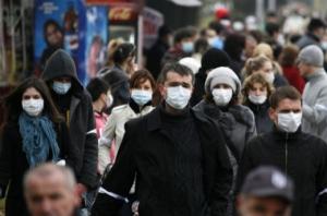 Минздрав:ранней весной ожидается новая волна эпидемии гриппа