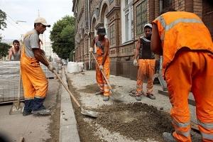 В Одесской области незаконно отремонтировали тротуары
