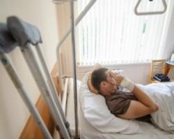 В Одесском военном госпитале прооперировали 325 бойцов