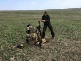 В Николаеве стартует проект по комплексному обучению и перевооружению роты снайперов 79-ки