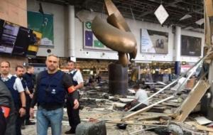 В Бельгии идентифицировали организаторов терактов в аэропорту Брюсселя