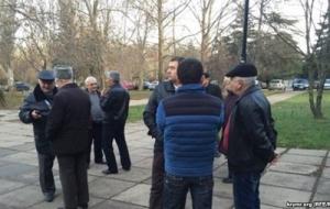 В Крыму начался суд над татарскими активистами по «делу 26 февраля»