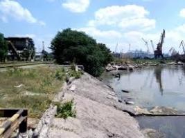 Новый директор Николаевского торгового порта пообещал восстановить причал, разбомбленный еще во Вторую мировую войну