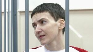 Савченко за время голодовки потеряла 15 кг - адвокат
