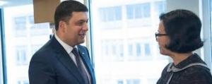 Всемирный банк выделит Украине дополнительные 1 млрд. долларов в 2017 году
