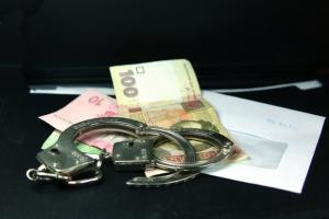 За получение взятки киевскому милиционеру грозит до 10 лет тюрьмы