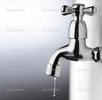 Из-за аварии на водопроводе центр города остался без воды