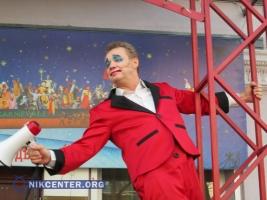 В Одессу съехались клоуны со всего мира