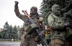 В Коминтерново боевики укрепляются, не прячась от наблюдателей ОБСЕ