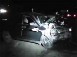 Пьяный начальник ГАИ попал в ДТП и несколько раз пытался сбежать с места происшествия