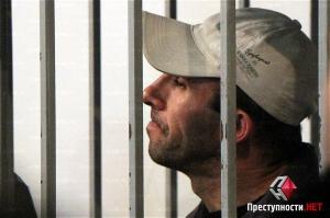 Главный фигурант по делу об убийстве николаевских валютчиков Олег Хмельницкий приговорен к пожизненному заключению в тюрьме