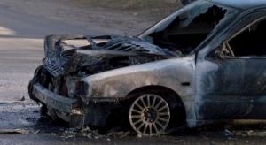 В Одесской области пограничникам сожгли автомобили
