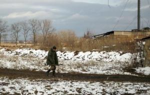 Ночь в зоне АТО была неспокойной, боевики обстреливали окрестности Донецка