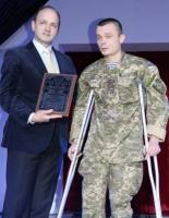 Президент наградил медалью николаевского археолога и десантника Александра Смирнова