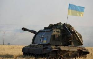 Силы АТО отвели тяжелое вооружение под присмотром международной миссии ОБСЕ с соблюдением всех правил - Лысенко