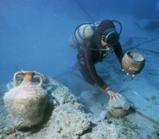 Николаевские археологи обнаружили, что античное судно, затонувшее у Кинбурнской косы, пришло из греческих островов Хаос и Фасос