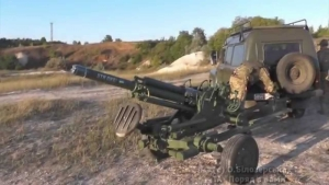 Со стороны боевиков участилось применение тактики кочующего миномета – пресс-центр АТО