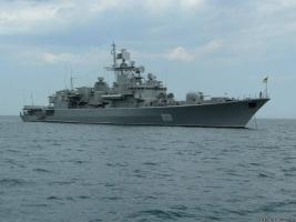 Николаевские проектировщики собираются модернизировать фрегат «Гетьман Сагайдачный»