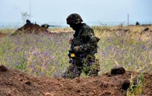 Сутки в зоне АТО прошли под обстрелами боевиков