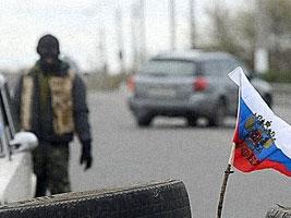 Сепаратисты и их противники: карта блокпостов