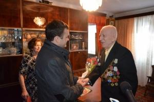 На Николаевщине проживает более тысячи ветеранов Второй мировой войны