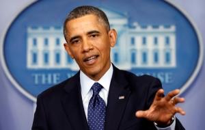 Обама запретил поставки оружия Украине