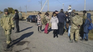Акцию протеста против блокады Крыма отменили. Организаторы заявляют об угрозах