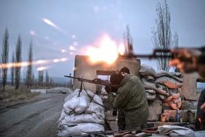 Ситуация в зоне АТО: 26 обстрелов на мариупольском и 23 - на донецком, 5 - на Луганщине