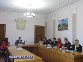 В Николаевской мэрии улучшат качество админуслуг, чтобы в городе сохранить стабильность