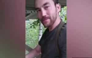 Появились полные видеозаписи с телефона задержанного российского спецназовца