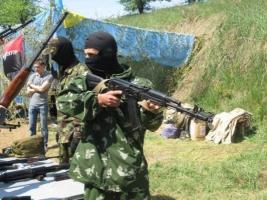 В Киеве разоружили добровольческий корпус «Батальон Крым»