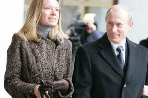 Дочь Путина, испугавшись мести разъяренных голландцев, бежала из Нидерландов