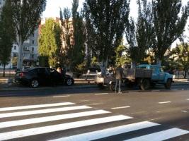 В Николаеве BMW на огромной скорости протаранил группу рабочих-дорожников: четверо погибших