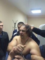 Задержан Александр Пугачев, подозреваемый в убийстве патрульных в Днепре