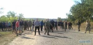 В Одесской области из-за урожая подсолнечника произошла массовая драка, пострадали 4 человека