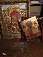 В новогоднюю ночь грабители обчистили храм в Одесской области