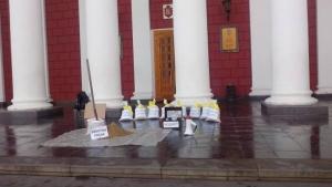 Одесские активисты обвинили Труханова в