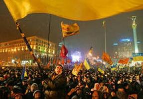 В Украине начинается революция. Или подобие ее...