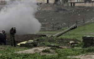 Армения нарушила перемирие в Нагорном Карабахе