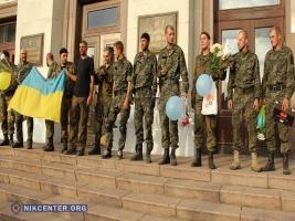 «В Иловайск мы поехали как пушечное мясо» - боец батальона «Херсон».