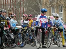 Триста велосипедистов сегодня соревновались в Николаеве