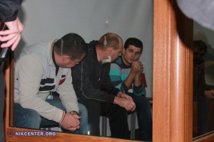 Бывший милиционер Дмитрий Полищук ухаживал за Ириной Крашковой, а Дрыжак ушел с дежурства попить пива