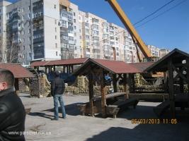 Кафе «Бомбардир» на Намыве демонтировали