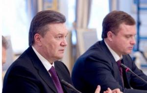 Янукович обвинил Левочкина в разгоне Майдана 30 ноября