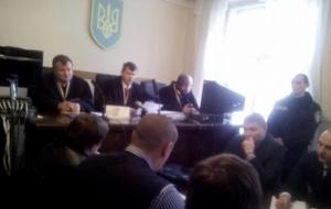 Суд над бойцами Правого сектора, задержанных после конфликта на Закарпатье, перенесли