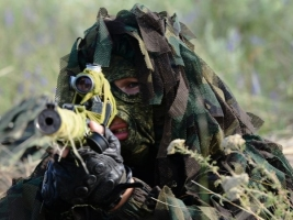 Возле Мариуполя ликвидировали группу снайперов