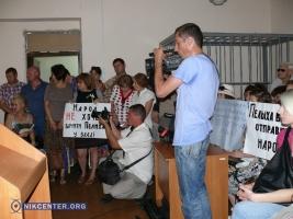 Экс-глава Херсонского облсовета пытается вернуть должность через суд
