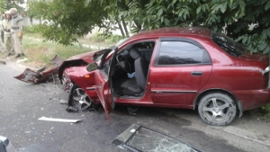 В Очакове четыре человека травмировались в ДТП